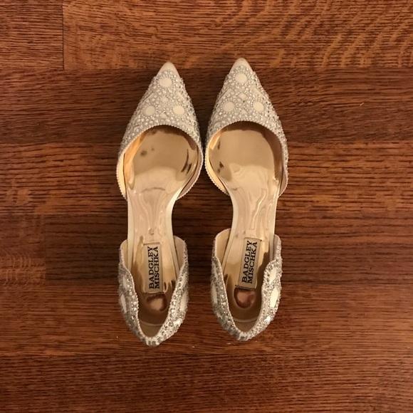 e7c071806e5 Badgley Mischka Shoes - Badgley Mischka Ginny Heel